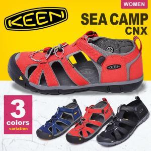 KEEN キーン サンダル シーキャンプ 2 CNX 1010096 1014478 1020690 レディース スポーツサンダル 靴 シューズ|z-craft