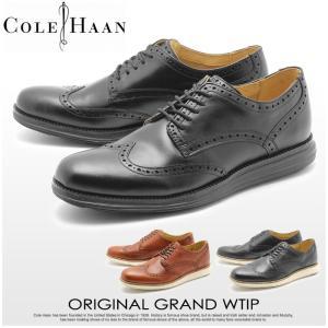 コールハーン COLE HAAN オリジナルグランド ウイングチップ カジュアル シューズ メンズ