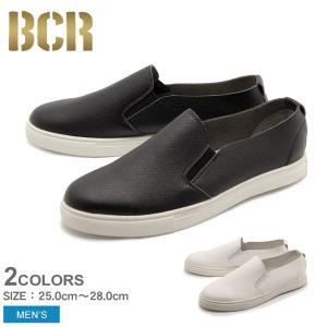 スリッポン シューズ BC743 メンズ カジュアル スニーカー 靴 BCR ビーシーアール|z-craft