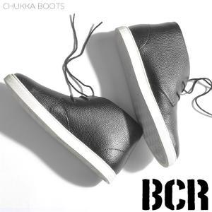 ビーシーアール ブーツ メンズ チャッカブーツ BCR BC-734 黒 ブラック 赤 バーガンディ 茶 ブラウン キャメル 靴 シューズ 人気|z-craft