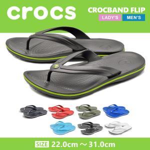 CROCS クロックス サンダル クロックバンド フリップ CROCBAND FLIP 11033 メンズ レディース