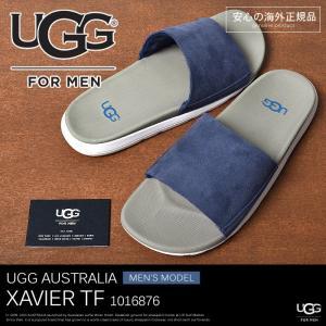 アグ オーストラリア UGG AUSTRALIA シャワーサンダル ゼビア ツインフェイス メンズ アウトドア z-craft