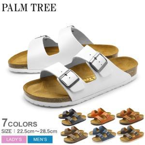 パームツリー PALM TREE PT-240 コンフォートサンダル ブラウン メンズ レディース アウトドア|z-craft