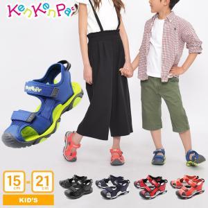 KenKenPa ケンケンパ ベルト サンダル KP-024 キッズ ジュニア 子供 シューズ 靴|z-craft
