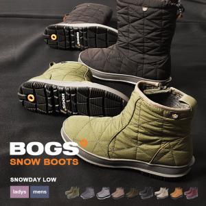 BOGS ボグス スノーブーツ メンズ レディース スノーデイ ロー SNOWDAY LOW 72239|z-craft