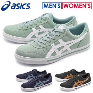 アシックス スニーカー ASICS AARON メンズ レディース ローカット 靴 シューズ|z-craft