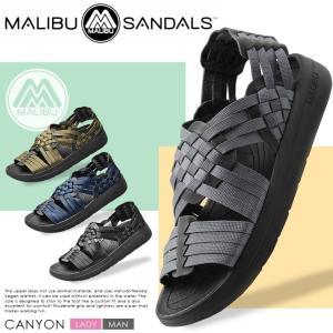 MALIBU SANDALS(マリブサンダルズ)より CANYON(キャニオン) です。 アッパーは...