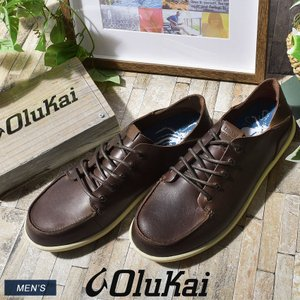 (ポイント15倍) OLUKAI オルカイ スニーカー メンズ ナルカイ NALUKAI 10378 ハワイ ブランド シューズ|z-craft