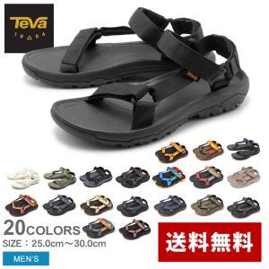 テバ スポーツサンダル メンズ ハリケーン XLT 2 HURRICANE XLT 2 1019234 TEVA アウトドア ブラック ベルト スポサン ブランド