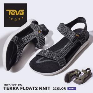TEVA テバ サンダル スポーツサンダル メンズ テラフロート 2 ニット ユニバーサル 1091592|z-craft