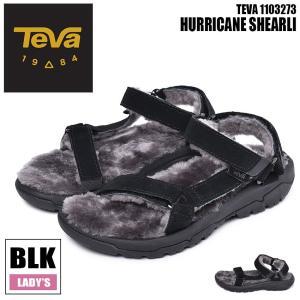 テバ TEVA サンダル ハリケーン シェアリング レディース HURRICANE SHEARLING 1103273 スポーツサンダル スポサン|z-craft