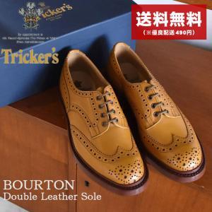 TRICKER'S トリッカーズ カジュアルシューズ バートン BOURTON 5633/4 メンズ