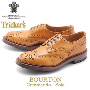 TRICKER'S トリッカーズ カジュアルシューズ バートン BOURTON 5633/38C メ...