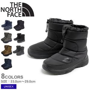 ノースフェイス THE NORTH FACE ブーツ ウィンターブーツ ヌプシブーティー ウォーター...