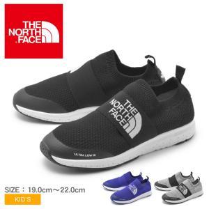 (プレミアム価格) THENORTHFACE ザノースフェイス スリッポン キッズ ジュニア K ウルトラロー III NFJ51947 靴 シューズ|z-craft