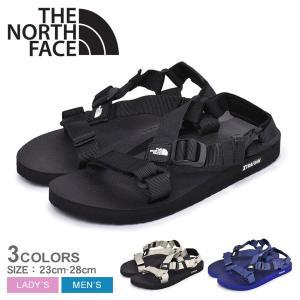 ノースフェイス スポーツサンダル メンズ レディース ウルトラ ストレイタム NF51921 NORTH FACE 靴 ノースフェース アウトドア 川 海|z-craft