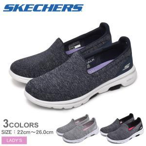 (20%以上OFF) スケッチャーズ スリッポン レディース GO WALK 5 HONOR 15903 SKECHERS 黒|z-craft