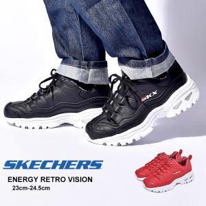 (40%以上OFF) スケッチャーズ SKECHERS スニーカー レディース ENERGY RETRO VISION 13425 靴 シューズ ダッドシューズ ダッドスニーカー おしゃれ|z-craft