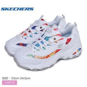 (30%以上OFF) スケッチャーズ SKECHERS スニーカー レディース ディライト サマー フェスタ 149015 靴 ダッドシューズ 白 ホワイト|z-craft