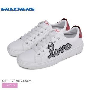 (30%以上OFF) スケッチャーズ SKECHERS スニーカー レディース GOLDIE SEALED WITH A KISS 73859 靴 シューズ ローカット 白 ホワイト|z-craft