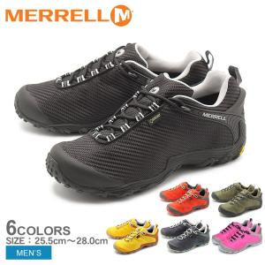 MERRELL メレル トレッキングシューズ メンズ カメレオン7 ストーム ゴアテックス 靴 シュ...