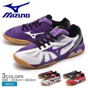 MIZUNO ミズノ スニーカー メンズ 卓球シューズ ウエーブメダル 5 81GA1515 靴