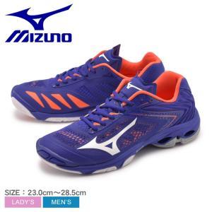 MIZUNO ミズノ メンズ レディース スニーカー ウエーブライトニング Z5 V1GA1900 バレーボールシューズ 靴 シューズ|z-craft