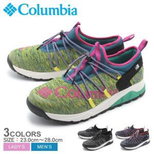 COLUMBIA コロンビア スニーカー メンズ レディース ロックン トレイナー ロウ アウトドライ YU0249 靴 シューズ|z-craft