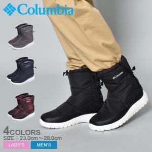 コロンビア スノーブーツ メンズ レディース スピンリールブーツ ウォータープルーフ オムニヒート YU0276 靴|z-craft