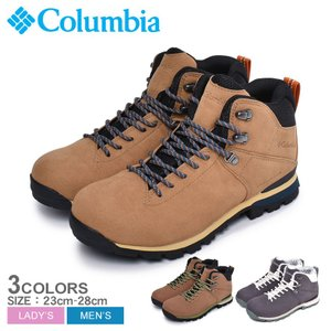 COLUMBIA コロンビア トレッキングシューズ メンズ レディース メテオミッド オムニテック YU0246 靴|z-craft