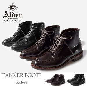 ■ITEM オールデンより「タンカー ブーツ」です。 様々なスタイルに合わせられる一足は持っておきた...