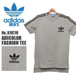 アディダス オリジナルス adidas Originals Tシャツ アディカラー ファッション メンズ