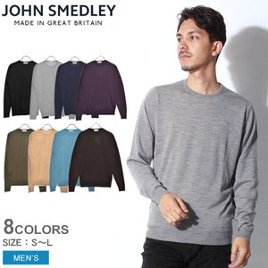 JOHN SMEDLEY ジョンスメドレー メンズ セーター ランディ LUNDY プルオーバー ク...