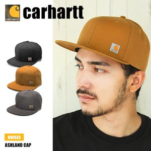CARHARTT カーハート キャップ アッシュランド キャップ ASHLAND CAP RN14806 101604 z-craft