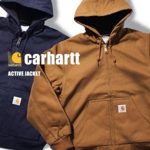 CARHARTT カーハート パーカー メンズ アクティブ ジャケット ACTIVE JACKET I023083 z-craft