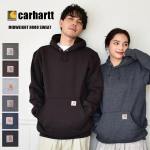 CARHARTT カーハート メンズ パーカー ミッドウェイト フード スウェット K121 スウェット トップス プルオーバー z-craft