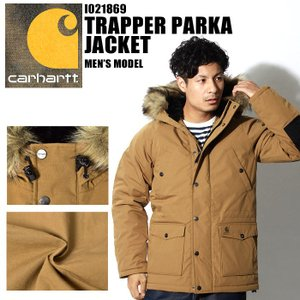 カーハート CARHARTT パーカージャケット トラッパー パーカー ジャケット メンズ z-craft