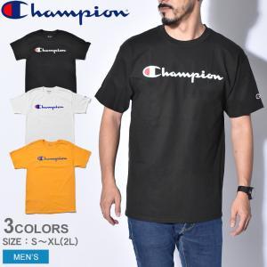 CHAMPION チャンピオン GT19 HERITAGE TEE BIG C LOGO Y06136 メンズ Tシャツ