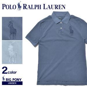 【メール便可】POLO RALPH LAUREN ポロ ラルフローレン ビッグポニー ポロシャツ メンズ レディース ロゴ 刺繍|z-craft