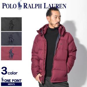 (期間限定価格) POLO RALPH LAUREN ラルフローレン メンズ ダウンジャケット ワン...