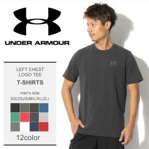 アンダーアーマー UNDER ARMOUR Tシャツ レフト...