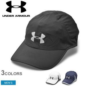 san francisco c85e4 e1afe  メール便可 UNDER ARMOUR アンダーアーマー キャップ シャドーキャップ 4.0 1291840 メンズ 帽子