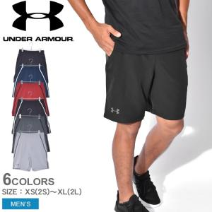 (店内全品クリアランス) アンダーアーマー UNDER ARMOUR パンツ メンズ QUALIFIER WG PERF SHORT 1327676 ハーフパンツ ズボン|z-craft