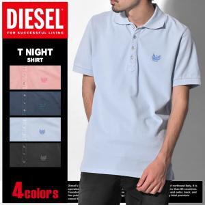 【メール便可】DIESELディーゼル ポロシャツ T NIGHT SHIRT 00S9QG-0AAPW メンズ|z-craft