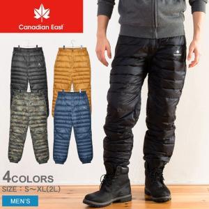 CANADIAN EAST カナディアンイースト ダウンパンツ メンズ CEW3012PA2 アウトドア|z-craft