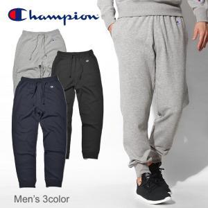 (店内全品クリアランス) CHAMPION チャンピオン スウェット メンズ パンツ SWEAT PANT C3-K207|z-craft
