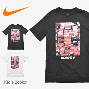 fbef5d5e28c85  メール便可 NIKE ナイキ 半袖Tシャツ キッズ ジュニア YTH DPTL シューボックス Tシャツ AR5269 ウェア