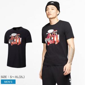 【メール便可】ナイキ NIKE Tシャツ 半袖 スニーカー カルチャー7 CK2662 メンズ 黒 ブラック おしゃれ トップス ブランド|z-craft