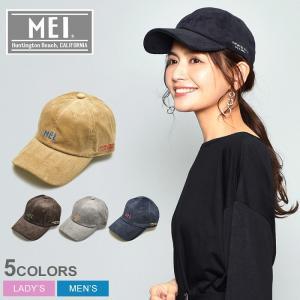 MEI メイ キャップ コーデュロイキャップ 191315 メンズ レディース 帽子 カジュアル|z-craft