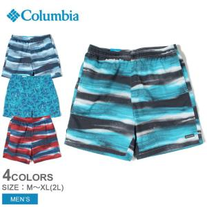 COLUMBIA コロンビア 水着 ビッグディッパーズ ウォーターショーツ AE0146 メンズ ス...